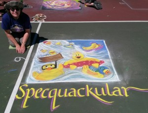 2013 Sidewalk Chalk Competition
